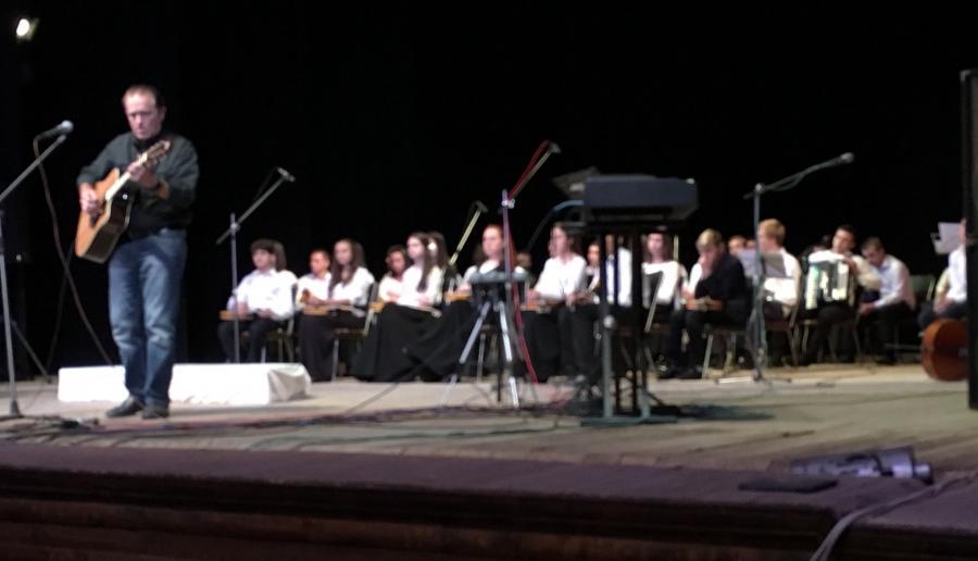Belz, Moldova Concert